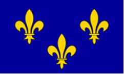 Ile-de-France Flags
