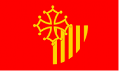 Languedoc-Roussillon Flags
