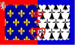 Pays de la Loire Flags