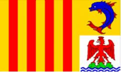Provence-Alpes-Cote d'Azur Flags