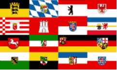 German Federal States Flags