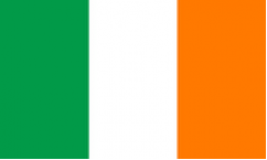 Irish Tricolour Flags