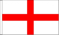 England Table Flags