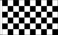 Checkered Hand Flags