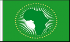 African Union Table Flags
