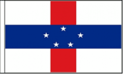 Antilles Table Flags