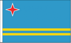 Aruba Table Flags