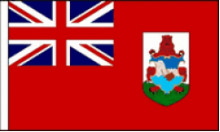 Bermuda Hand Waving Flags