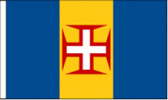 Madeira Table Flags