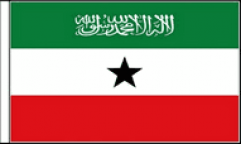 Somaliland Table Flags