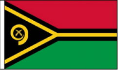 Vanuatu Table Flags