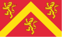 Anglesey Table Flags