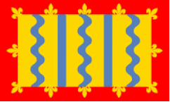 Cambridgeshire Table Flags