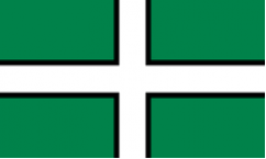 Devon Table Flags