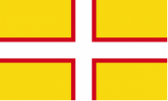 Dorset Table Flags