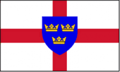 East Anglia Table Flags
