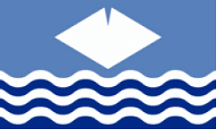 Isle of Wight Table Flags