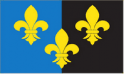 Monmouthshire Table Flags