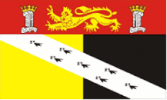 Norfolk Table Flags