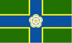 North Yorkshire Table Flags