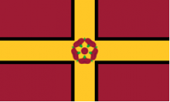 Northamptonshire Table Flags