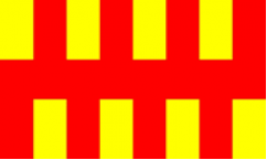 Northumberland Table Flags