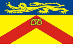 Staffordshire Table Flags