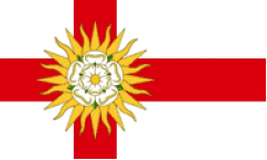 West Yorkshire Table Flags