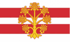 Westmorland Table Flags