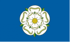 Yorkshire Table Flags