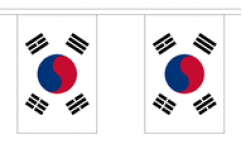 South Korea Buntings