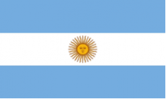 Argentina World Cup 2018 Flags