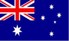 Australia World Cup 2018 Flags