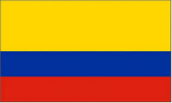Colombia World Cup 2018 Flags