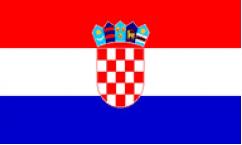 Croatia World Cup 2018 Flags