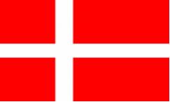 Denmark World Cup 2018 Flags