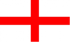 England World Cup 2018 Flags