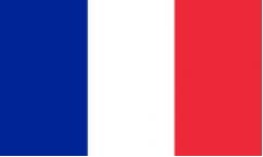 France World Cup 2018 Flags