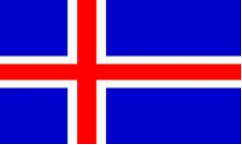 Iceland World Cup 2018 Flags