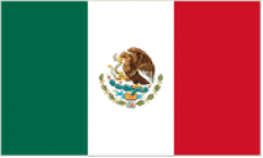 Mexico World Cup 2018 Flags