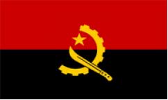 Angola Flags