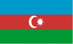 Azerbaijan Flags