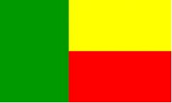 Benin Flags