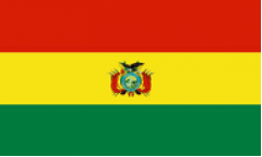 Bolivia Flags