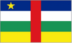 Central African Republic Flags