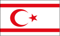 North Cyprus Flags
