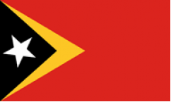 East Timor Flags