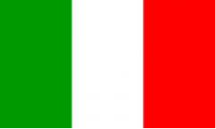 Italy Six Nations Flags