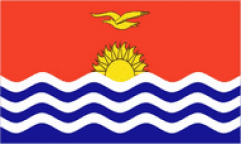 Kiribati Flags