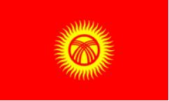 Kyrgyzstan Flags